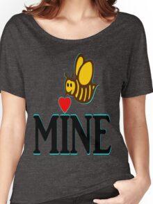 °•Ƹ̵̡Ӝ̵̨̄Ʒ♥Bee Mine-Cute HoneyBee Clothing & Stickers♥Ƹ̵̡Ӝ̵̨̄Ʒ•° Women's Relaxed Fit T-Shirt