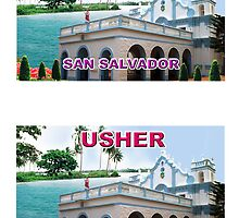 USHERS by anildsouza
