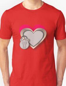 Anti-vandal protection fot the heart Unisex T-Shirt