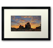 New Day. Framed Print