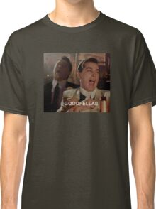Goodfellas Laughing  Classic T-Shirt