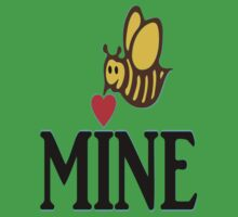 °•Ƹ̵̡Ӝ̵̨̄Ʒ♥Bee Mine-Cute HoneyBee Clothing & Stickers♥Ƹ̵̡Ӝ̵̨̄Ʒ•° Kids Clothes