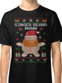 Ginger Beard Man Ugly Tees Classic T-Shirt