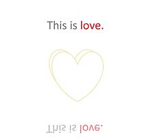 Love, Simple by Cagri