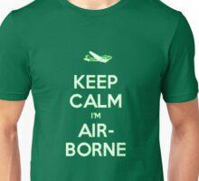Keep Calm, I'm Airborne Unisex T-Shirt