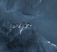 The Glacier Peek by EthanMcFenton