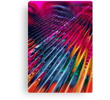 Abstract multiple everything Canvas Print
