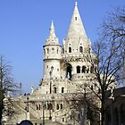 Fisherman's Bastion Budapest, Hungary by Joshua McDonough