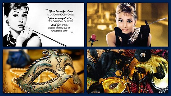 Audrey style by ©The Creative  Minds