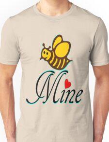 °•Ƹ̵̡Ӝ̵̨̄Ʒ♥Bee Mine-Cute HoneyBee Clothing & Stickers♥Ƹ̵̡Ӝ̵̨̄Ʒ•° Unisex T-Shirt