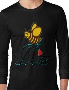 °•Ƹ̵̡Ӝ̵̨̄Ʒ♥Bee Mine-Cute HoneyBee Clothing & Stickers♥Ƹ̵̡Ӝ̵̨̄Ʒ•° Long Sleeve T-Shirt