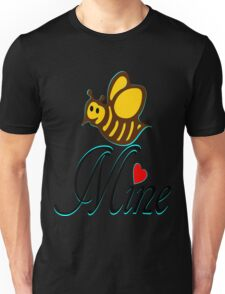 °•Ƹ̵̡Ӝ̵̨̄Ʒ♥Bee Mine-Cute HoneyBee Clothing & Stickers♥Ƹ̵̡Ӝ̵̨̄Ʒ•° Unisex T-Shirt