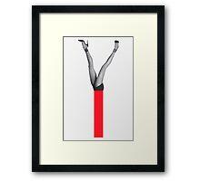 Y Framed Print