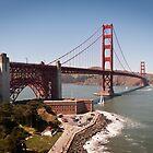 Golden Gate Bridge - San Francisco, CA (USA) by Joshua McDonough Photography