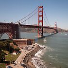 Golden Gate Bridge - San Francisco, CA (USA) by mcdonojj