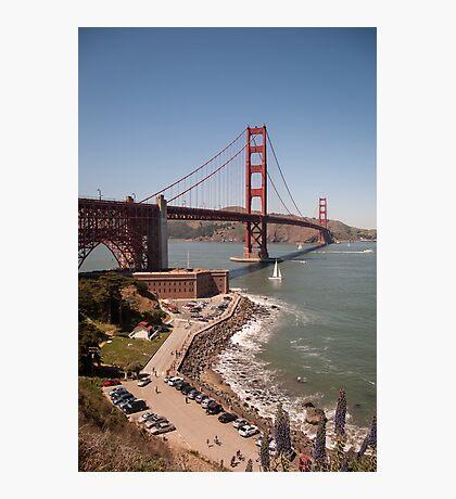 Golden Gate Bridge - San Francisco, CA (USA) Photographic Print
