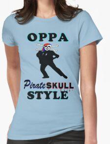 ★ټPirate Skull Style Hilarious Clothing & Stickersټ★ Womens Fitted T-Shirt