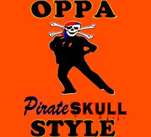 ★ټPirate Skull Style Hilarious Clothing & Stickersټ★ Unisex T-Shirt