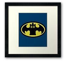 Batardis (Classic) Framed Print