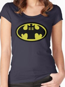 Batardis (Classic) Women's Fitted Scoop T-Shirt