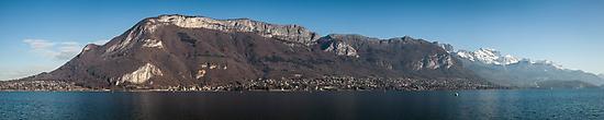 Lake Annecy, French Alps by mcdonojj