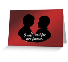 Merthur Greeting Card