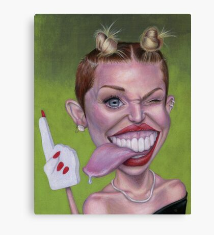 """Hey Y'all!"" Canvas Print"
