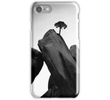 Lone Tree on Huang Shan iPhone Case/Skin