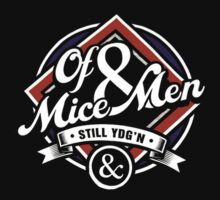 Of Mice And Men T-shirt by BandTees