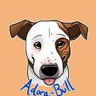 Adora-Bull by AylaStarDragon