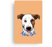 Adora-Bull Canvas Print