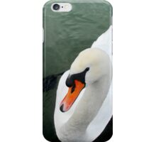 Geneva Swan iPhone Case/Skin