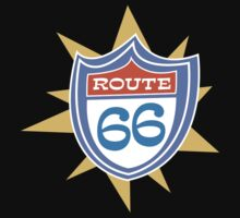 Route 66 by FunnyT-Shirts