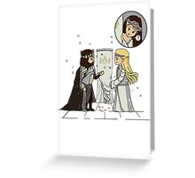 Middle Earth Love Greeting Card