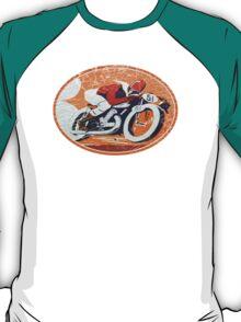 orange rider T-Shirt