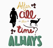 Always - Harry Potter (Light) Unisex T-Shirt