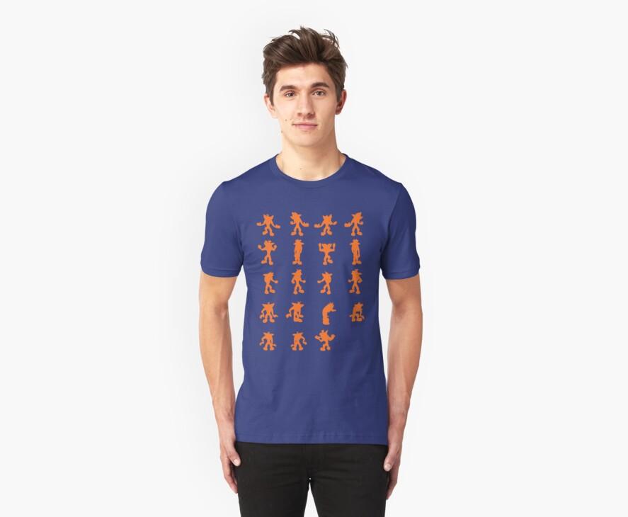 Bandicoot Boogie by OrangeRakoon