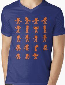 Bandicoot Boogie Mens V-Neck T-Shirt