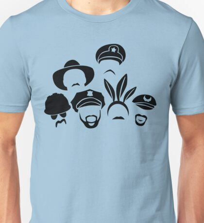 Defending Awesome - Village Stash Unisex T-Shirt