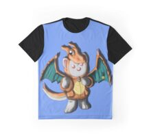 Chari Ferret Graphic T-Shirt