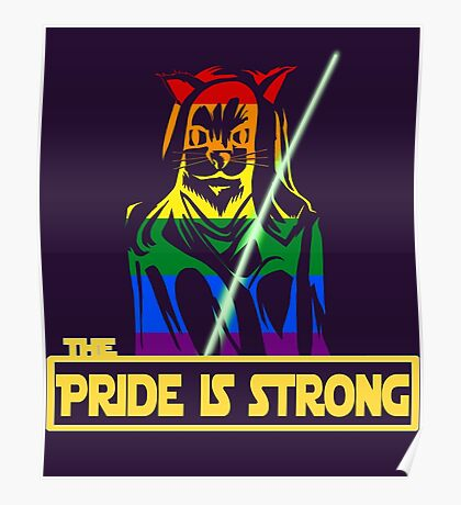 The Pride Is Strong (With Us All) Poster