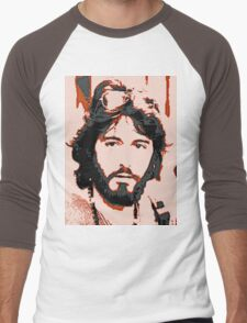 Serpico Men's Baseball ¾ T-Shirt