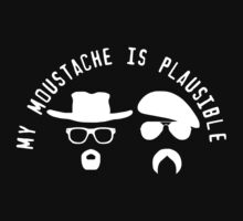Defending Awesome - Plausible Moustache by DefendAwesome