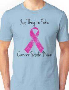 Breast Cancer Survivor Ribbon Unisex T-Shirt