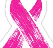 Breast Cancer Survivor Ribbon Sticker
