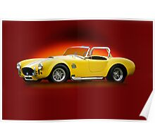 Shelby Cobra 427 w/o ID Poster