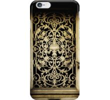 Door in Langres iPhone Case/Skin