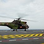 Eurocopter AS332 Super Puma Helicopter by mcdonojj