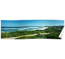 Saltwater Bay , Port Alfred. Poster