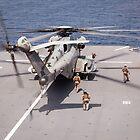 Sikorsky CH-53E Super Stallion by mcdonojj